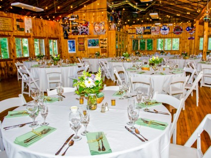 Camp Caribou Offers A Special And Unique Wedding Venue Set On Pristine 200 Acre Peninsula That Opens Onto Beautiful Maine Lake Has Hosted